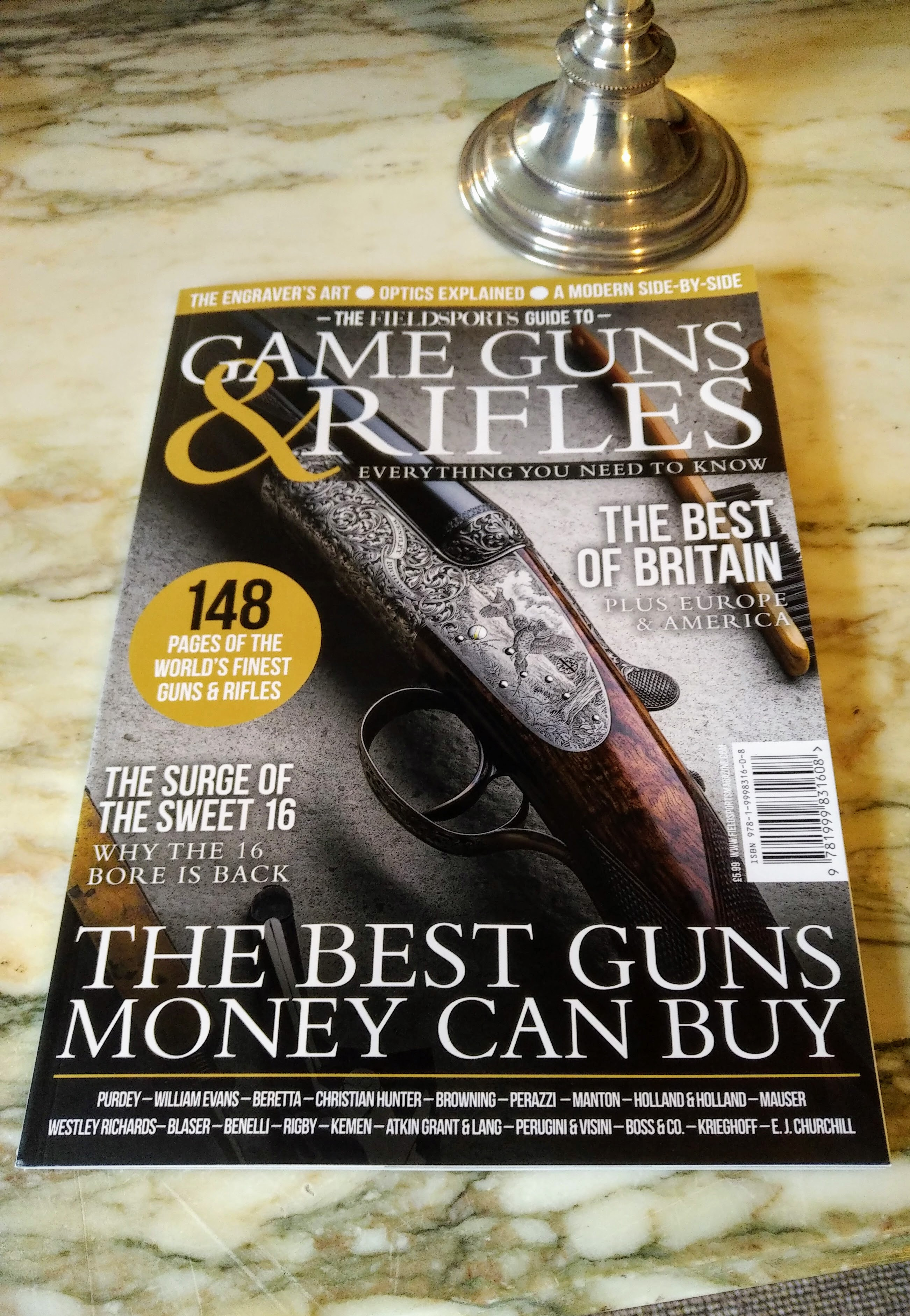 The Fieldsports guide to game guns is out