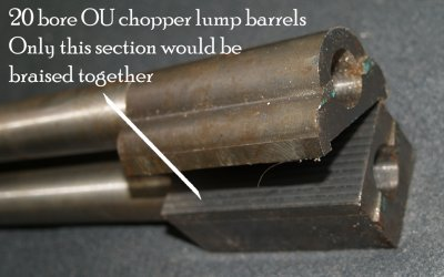 chopper lump barrels